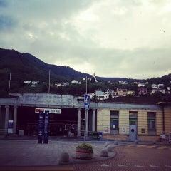 Photo taken at Stazione di Bellinzona by Maki on 6/25/2014