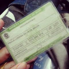 Photo taken at Tribunal Regional Eleitoral do Amazonas by Paula L. on 1/18/2013