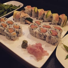 Photo taken at Aloha Sushi by Will C. on 12/28/2014