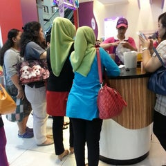 Photo taken at Chatime by aBenk X. on 1/7/2014