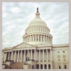Photo taken at U.S. Capitol - Senate by Linda N. on 3/16/2013