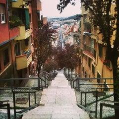 Photo taken at El Coll i la Teixonera by Jaime L. on 4/4/2013