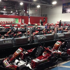 Photo taken at K1 Speed Anaheim by Hyung Joon K. on 10/10/2013