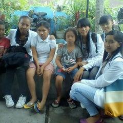Photo taken at Panti Asuhan Kasayang Ikang Papa by aiiu d. on 12/15/2012