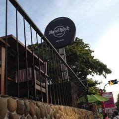 Photo taken at Hard Rock Cafe Pattaya by Anna A. on 9/28/2012