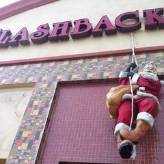 Photo taken at Flashback Diner & Coffeehouse by Mindy H. on 12/23/2012