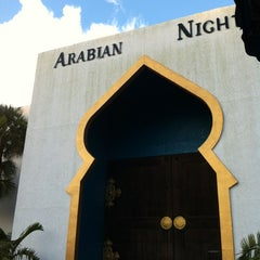 Photo taken at Arabian Nights Dinner Attraction by Hannah M. on 9/28/2012
