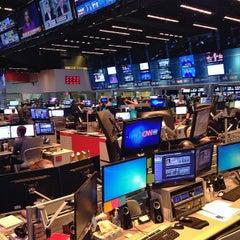 Photo taken at CNN Newsroom by Kjosy on 9/3/2014