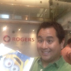 Photo taken at Rogers Communications by Jeffy B. on 7/7/2015