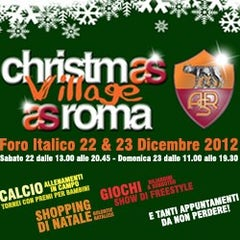 Photo taken at Cuore Sole Village by AS Roma by As Roma on 12/20/2012