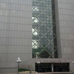 Photo taken at Hennepin County Government Center by Adam H. on 11/3/2012