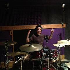 Photo taken at Critical Recording Studio by Ian M. on 3/19/2013
