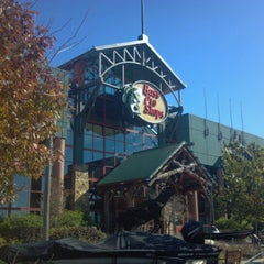 Photo taken at Bass Pro Shops by Casey M. on 10/31/2012