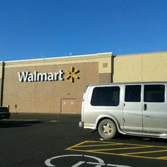 Photo taken at Walmart Supercenter by Jason B. on 11/8/2012