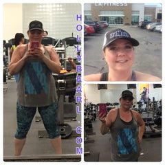 Photo taken at LA Fitness by Holly E. on 8/7/2015
