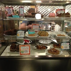 Photo taken at Spiral Diner & Bakery by LB D. on 5/2/2013