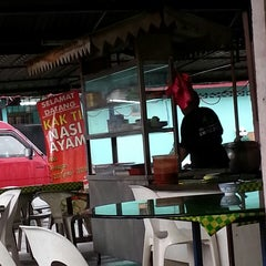 Photo taken at Warung Pak La & Kak Ti by Muhamad S. on 11/6/2013