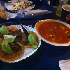Photo taken at Antojería Mexicana by Jonathan M. on 4/7/2013