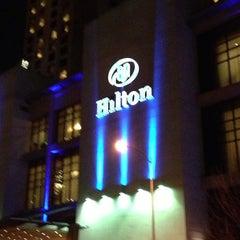 Photo taken at Hilton Austin by Lana E. on 2/23/2013