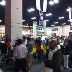 Photo taken at Henry B. Gonzalez Convention Center by Brandy D. on 4/3/2013