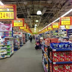 Photo taken at Grand Lucky Superstore by Samuel D. on 1/6/2013