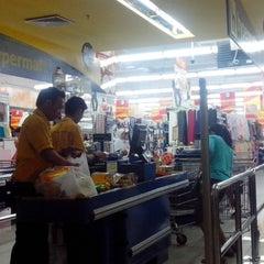 Photo taken at hypermart by wenang g. on 11/1/2013