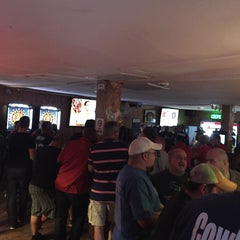 Photo taken at George Country Sports Bar by Cubby Christopher P. on 10/5/2014