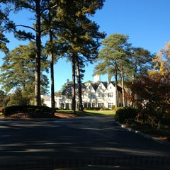 Photo taken at Cherokee Town and Country Club - Town Club by Tyler C. on 11/9/2012