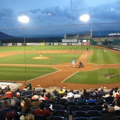 Photo taken at Medlar Field at Lubrano Park by Joshua J. on 7/28/2013