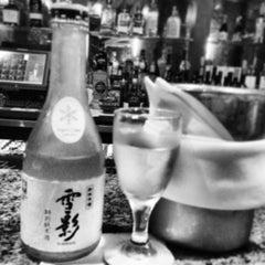 Photo taken at Sushi Siam by Ibrahim O. on 12/19/2012