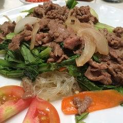 Photo taken at Đen & Trắng Cafe by ljm on 5/11/2014