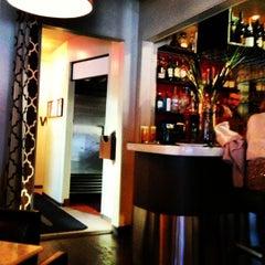 Photo taken at Taste on Melrose by Shawn on 10/11/2012