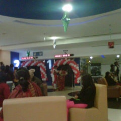 Photo taken at Cinepolis by Kumar G. on 12/24/2012