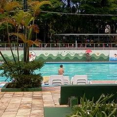 Photo taken at Sociedade Esportiva Palmeiras by Mariana D. on 12/21/2012