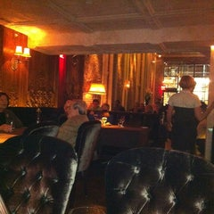 Photo taken at Brasserie Pushkin by Dmitri M. on 10/14/2012