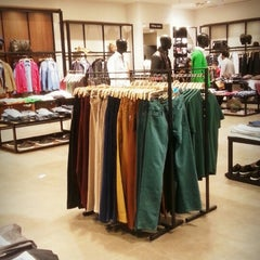Photo taken at Zara by Amit S. on 11/7/2012