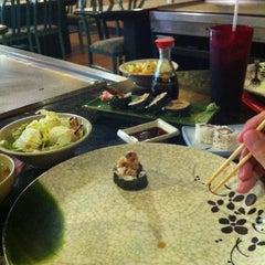 Photo taken at Osaka Japanese Restaurant by Zach D. on 5/5/2014