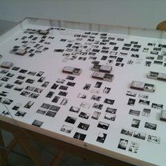 Photo taken at Galerie du Jour - Agnès B. by Greg W. on 11/30/2012
