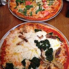Photo taken at Vezzo Thin Crust Pizza by Ellen C on 10/28/2012
