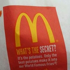 Photo taken at McDonald's by jaslene L. on 4/13/2012