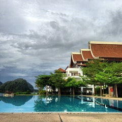 Photo taken at The Westin Langkawi Resort & Spa by Steve M. on 11/27/2012