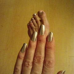 Photo taken at Love Nail by Janet R. on 11/11/2012