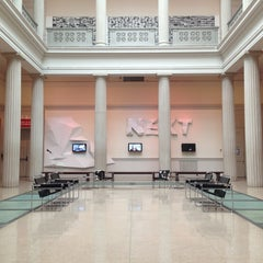 Photo taken at Corcoran Gallery of Art by Gilberto /. on 5/15/2013