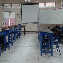 Photo taken at SMA Muhammadiyah 2 Surabaya by Dwita C. on 4/23/2014