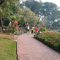Photo taken at Taman Situ Lembang by Vina Ram on 9/19/2015