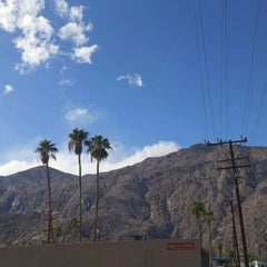 Photo taken at Palm Springs, CA by Ginger Bear L. on 11/9/2015