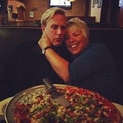 Photo taken at Vitale's Pizzeria & Lounge by Jessa T. on 9/22/2012