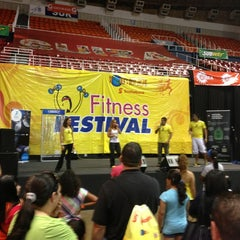 Photo taken at Roberto Clemente Coliseum by Jose N. on 2/23/2013