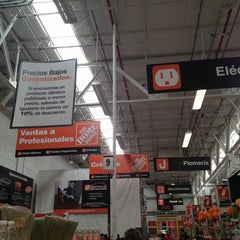 Photo taken at The Home Depot by Laura R. on 11/19/2012