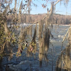 Photo taken at Savannah Rapids by Lisa A. on 2/2/2014
